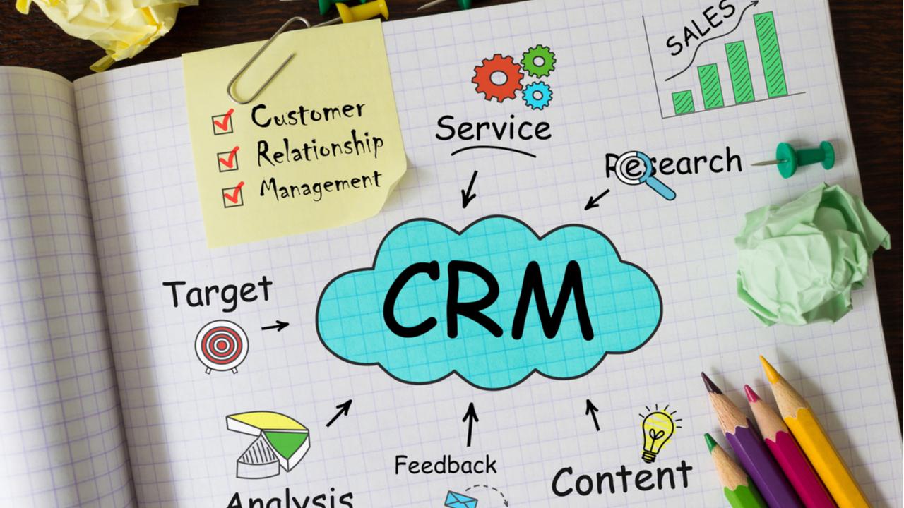 ¿Qué es software CRM?