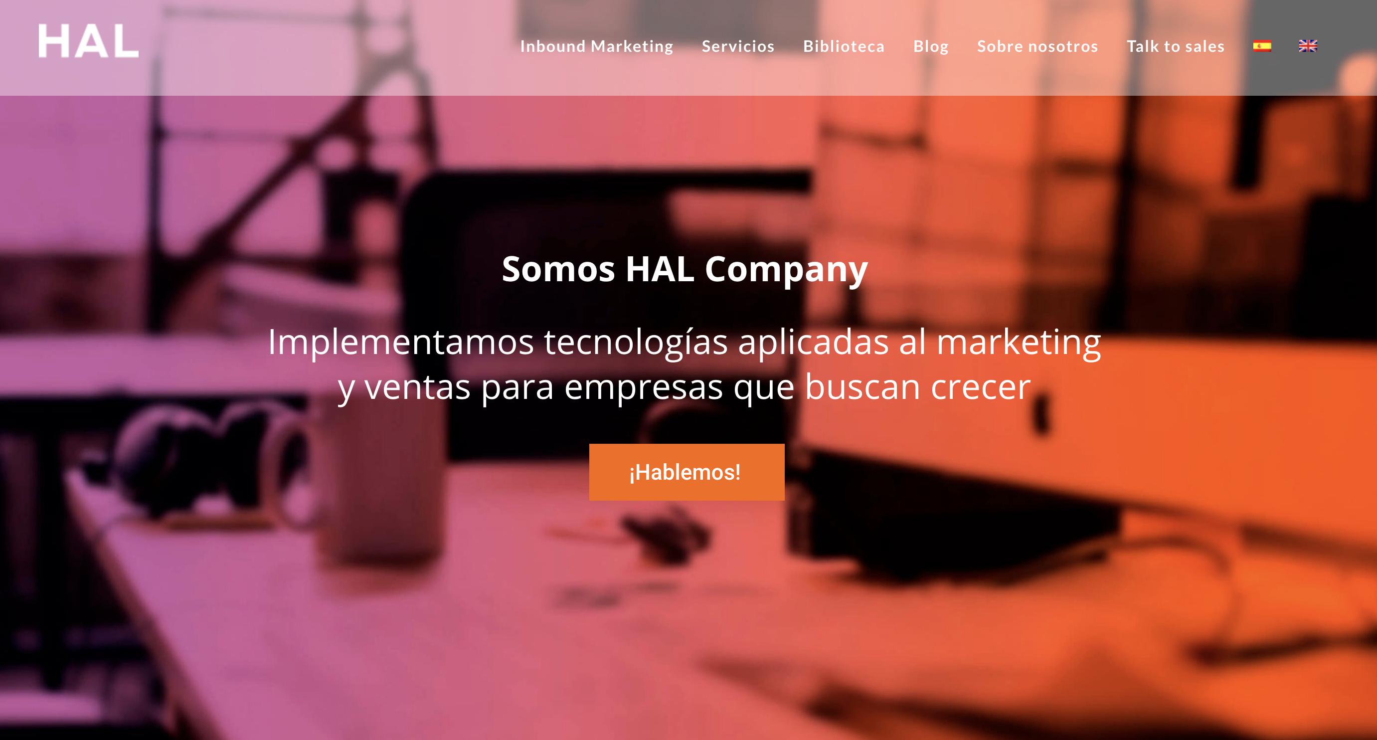 HAL agencia Inbound