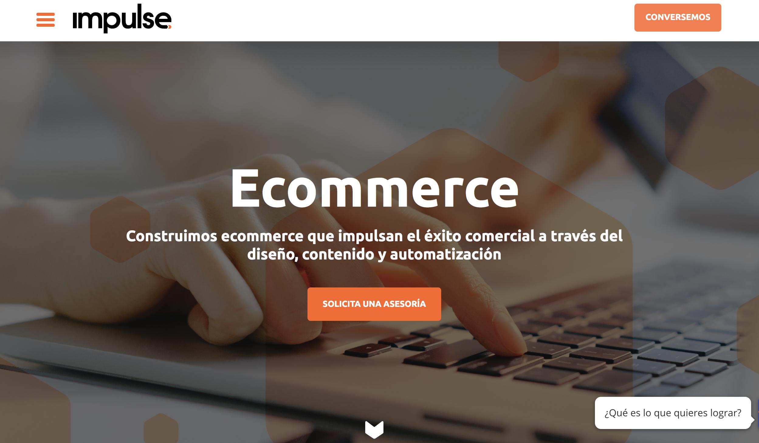 Impulse - Agencia de Inbound Marketing para ecommerce