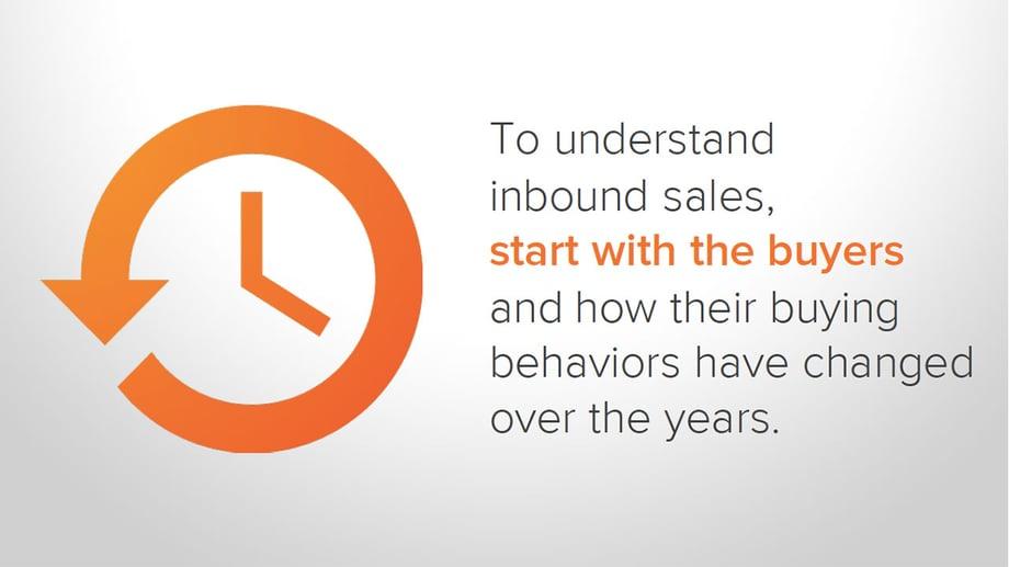 Inbound sales buyer persona