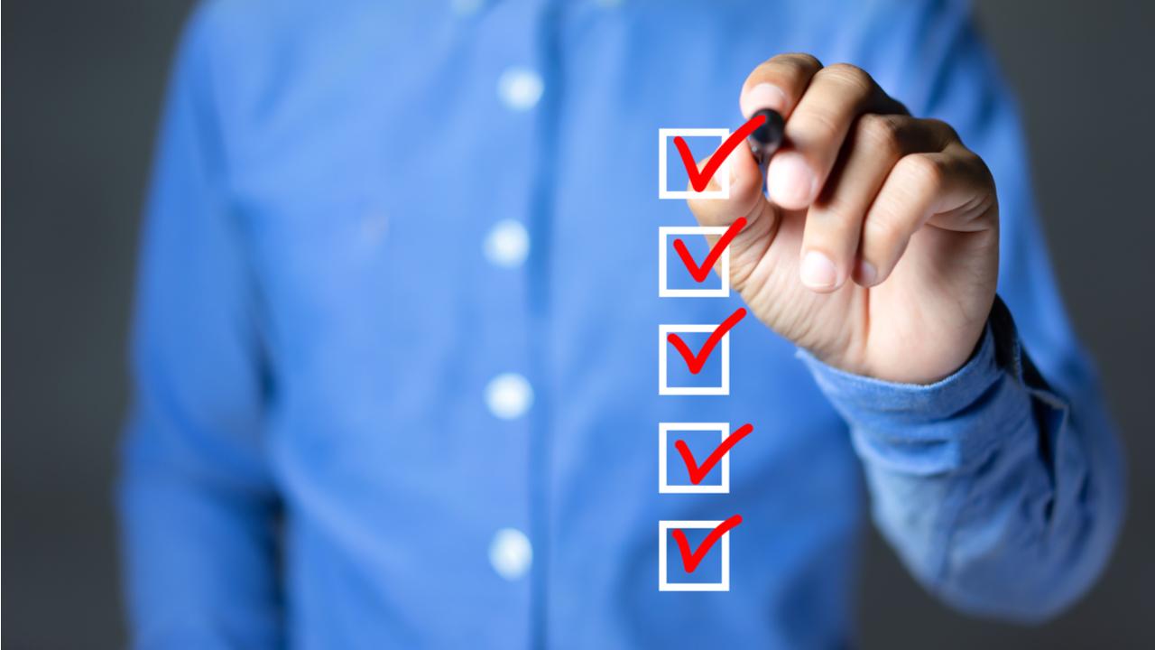 checklist con las preguntas por hacer a un prospecto