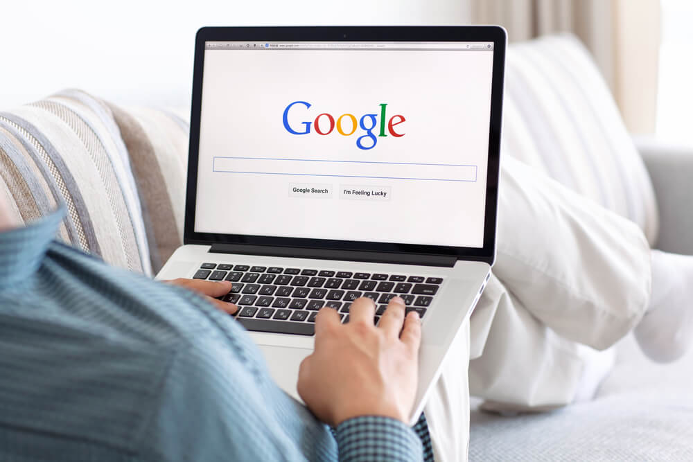 contenido en google