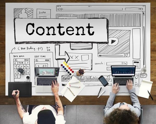 formatos de contenido