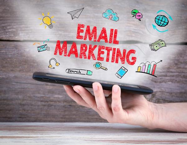 email marketing para movil
