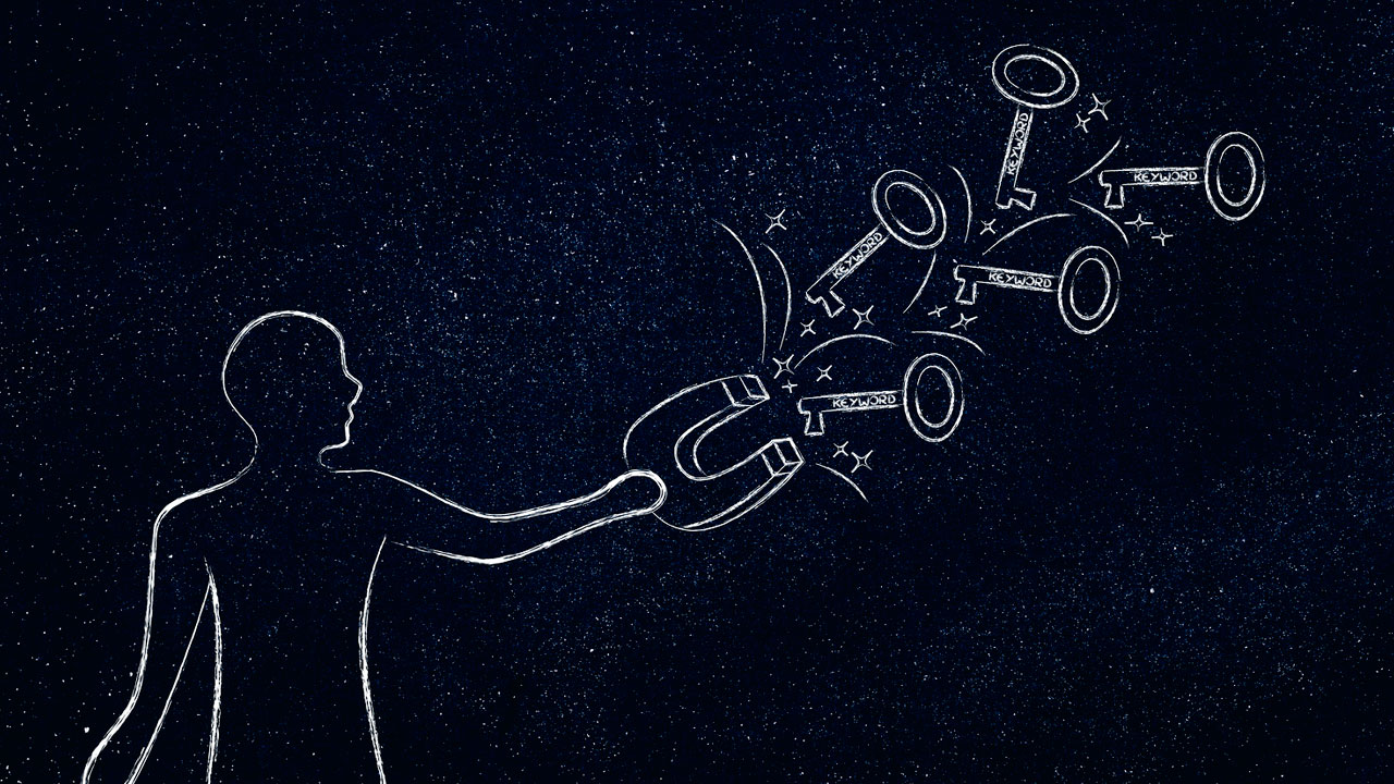 4 simples pasos para encontrar las keywords adecuadas para tu negocio
