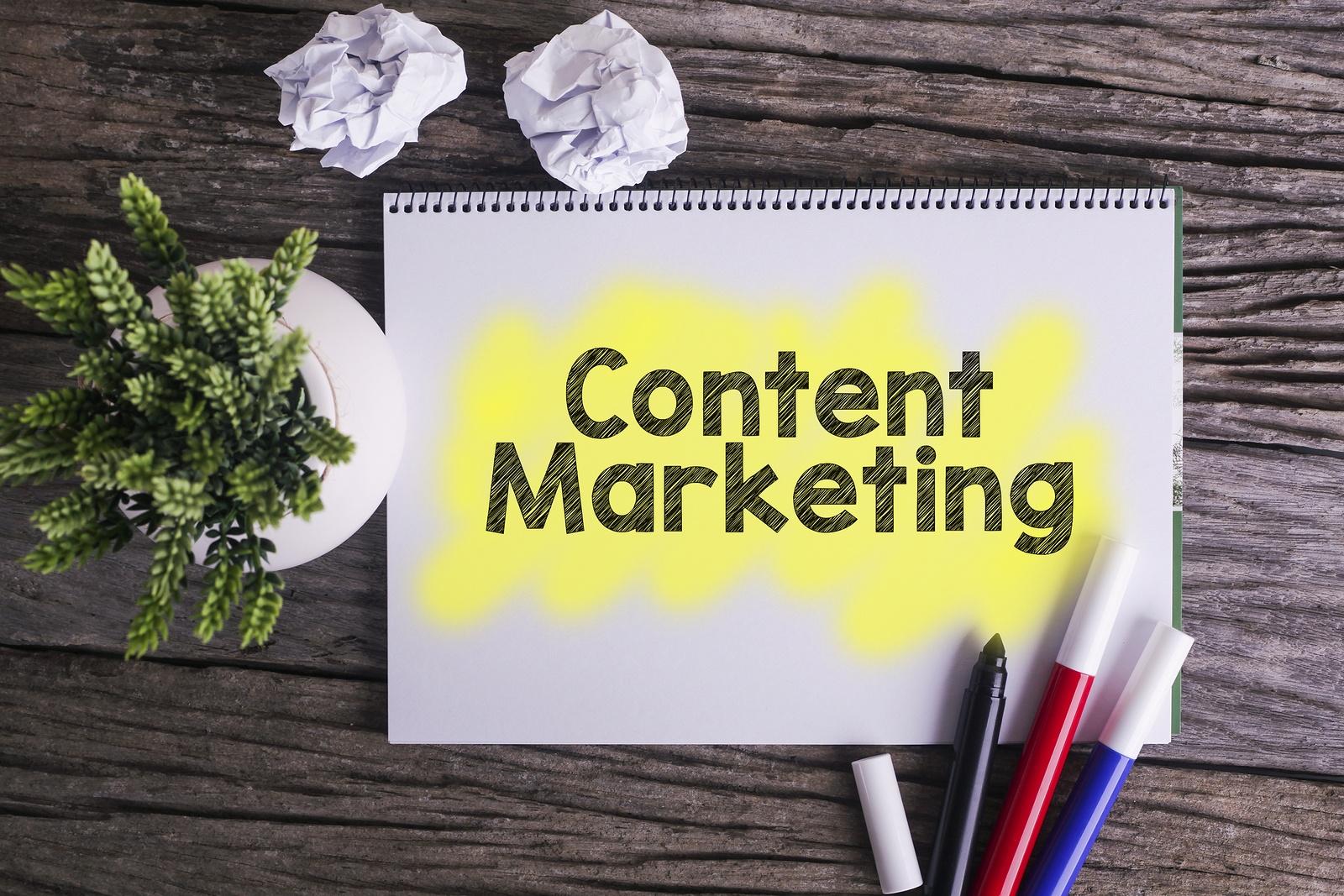 6 pasos para crear un plan de marketing de contenidos