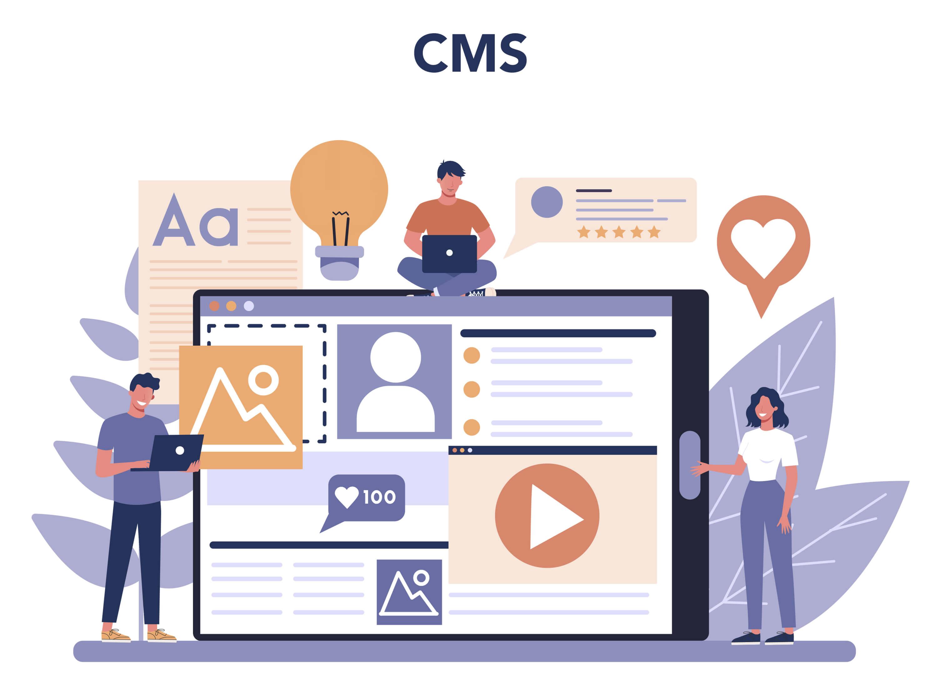 Ventajas del CMS Hub 2021